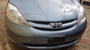 Toyota Sienna 2007 XLE Limited 4WD Blue | Cars for sale in Lagos State, Mushin