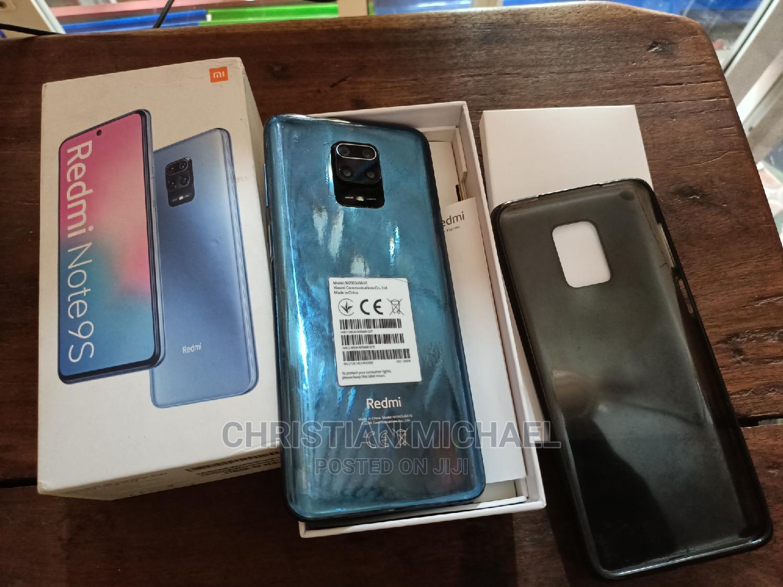 Xiaomi Redmi Note 9S 128 GB Blue   Mobile Phones for sale in Enugu, Enugu State, Nigeria