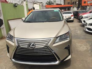 Lexus RX 2016 Gold | Cars for sale in Lagos State, Agege