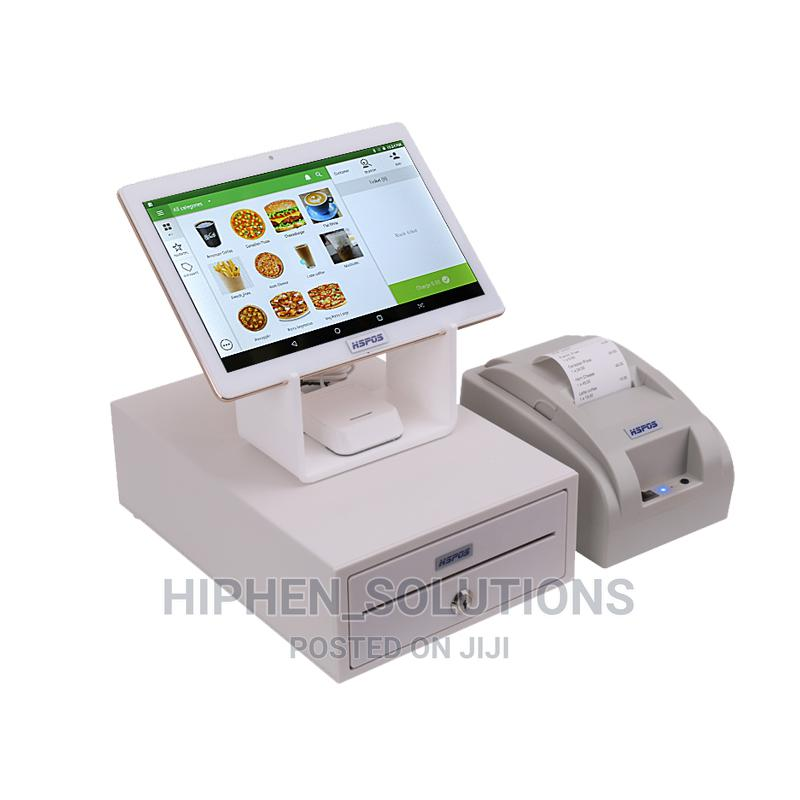 POS System Touch Screen for Businesses
