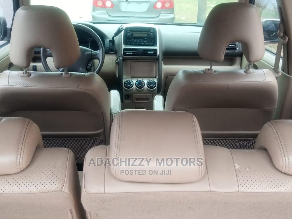 Honda CR-V 2005 2.0i ES Automatic Gold   Cars for sale in Ikeja, Lagos State, Nigeria