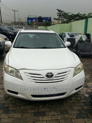 Toyota Camry 2009 White | Cars for sale in Lagos State, Ojodu