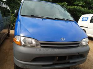 Blue Toyota Hiace Container Body   Buses & Microbuses for sale in Lagos State, Apapa