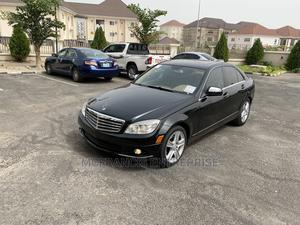 Mercedes-Benz C-Class 2009 C 300 (W204) Black | Cars for sale in Abuja (FCT) State, Wuye