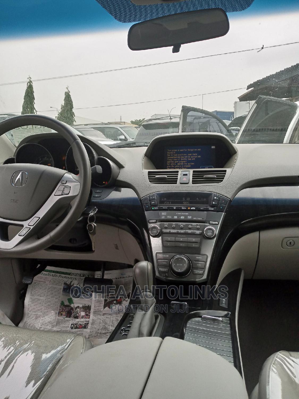 Archive: Acura MDX 2008 Gray