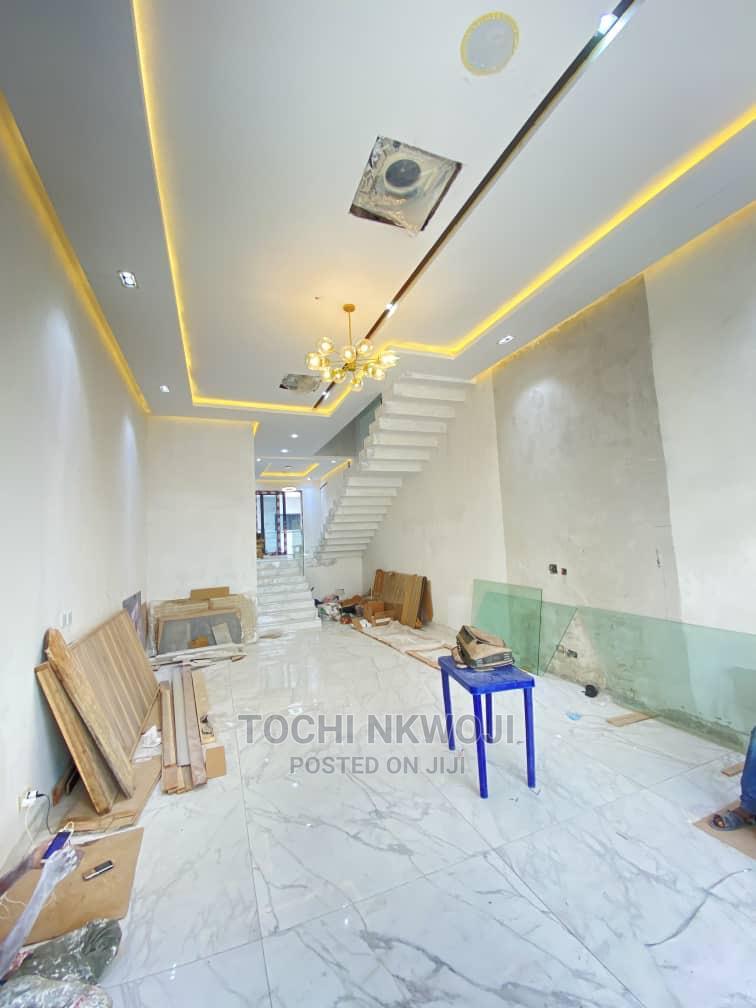 Luxury 5 Bedroom Semidetached Duplex, Ensuite Basement + Bq