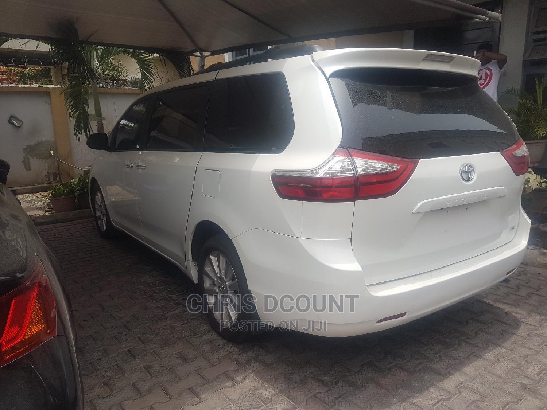 Toyota Sienna 2015 White   Cars for sale in Lekki, Lagos State, Nigeria
