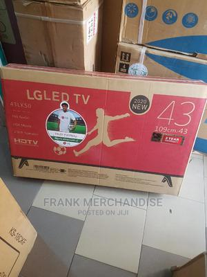 LG TV 43inches LED | TV & DVD Equipment for sale in Lagos State, Ojo