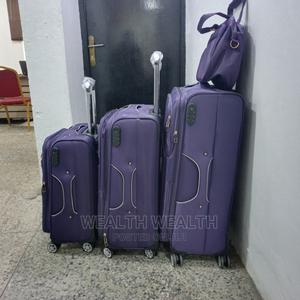 Luggage With Hand Bag Available for Sale at a Target Price   Bags for sale in Lagos State, Ikeja
