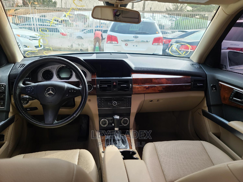 Archive: Mercedes-Benz GLK-Class 2010 350 White