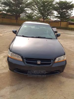Honda Accord 2001 Green   Cars for sale in Ogun State, Sagamu