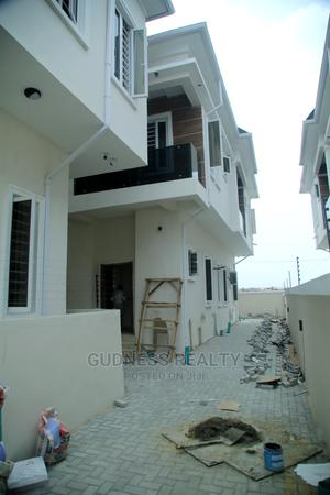 4 Bedroom Semi-Detached Duplex With a BQ in a New Estate | Houses & Apartments For Sale for sale in Ajah, VGC / Ajah