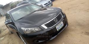 Honda Accord 2010 Sedan LX Black | Cars for sale in Rivers State, Port-Harcourt