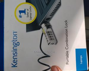 Kensington Portable Combination Lock   Computer Accessories  for sale in Lagos State, Ikeja