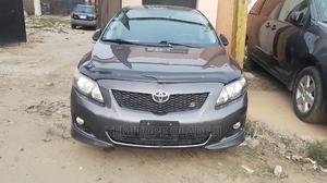 Toyota Corolla 2009 1.4 Advanced Gray   Cars for sale in Lagos State, Amuwo-Odofin