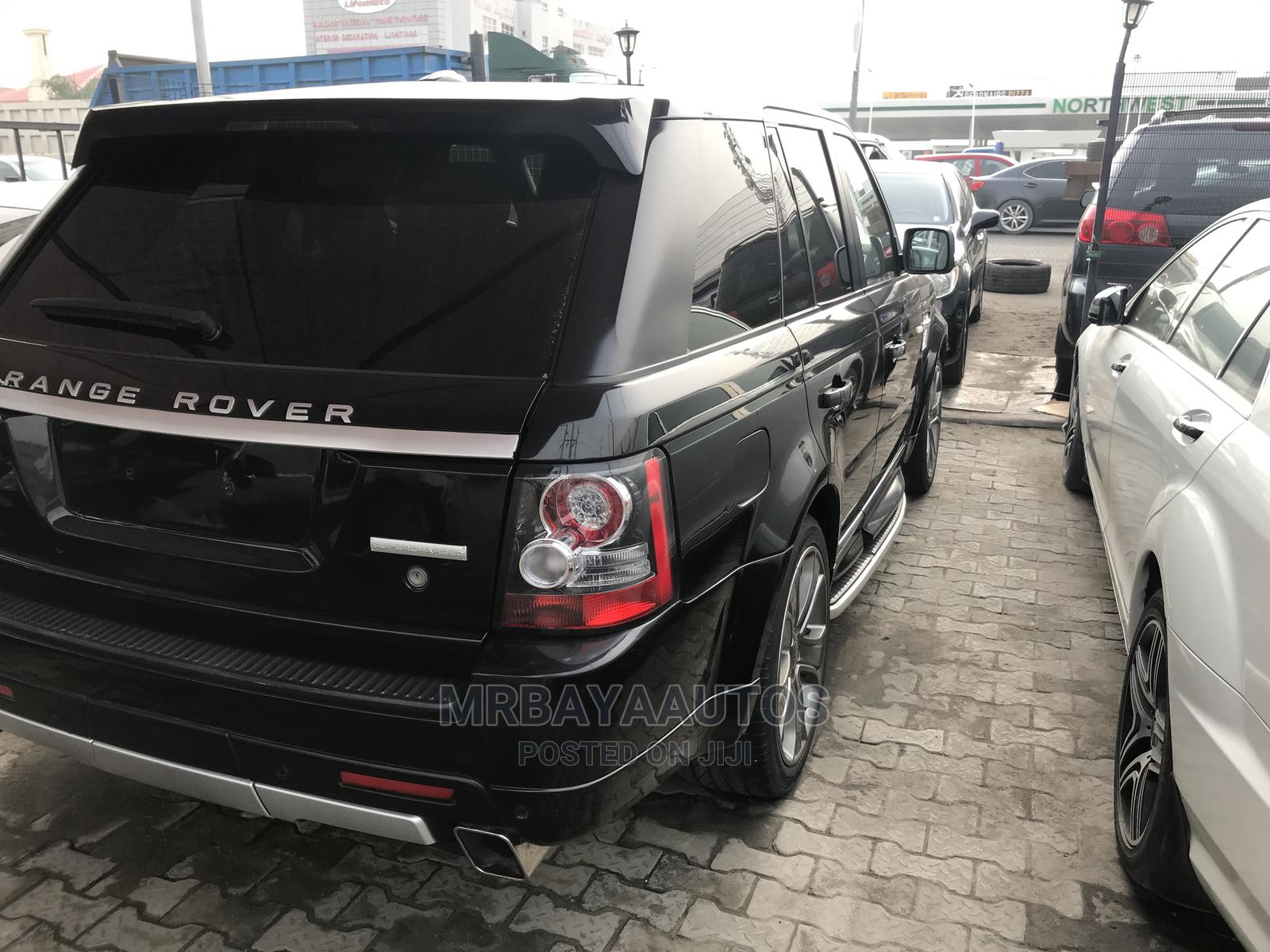 Land Rover Range Rover Sport 2011 Black   Cars for sale in Lekki, Lagos State, Nigeria