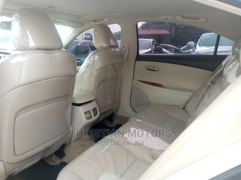Lexus ES 2012 350 White | Cars for sale in Apapa, Lagos State, Nigeria