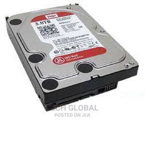 Western Digital Red NAS 3tb Hard Drive SATA Internal HDD   Computer Hardware for sale in Lagos State, Ikeja