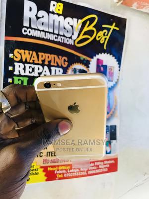Apple iPhone 6 16 GB Gold | Mobile Phones for sale in Kogi State, Lokoja