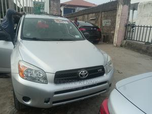 Toyota RAV4 2008 200 4X4 Automatic Silver | Cars for sale in Lagos State, Amuwo-Odofin