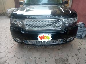 Land Rover Range Rover Vogue 2012 Black | Cars for sale in Abuja (FCT) State, Lokogoma