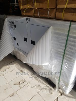 30 KVA Perkins Soundproof Diesel Generator 100% Copper | Electrical Equipment for sale in Lagos State, Ojo