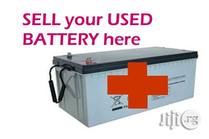 Used Inverter Battery In Owerri   Electrical Equipment for sale in Imo State, Owerri