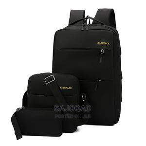 3in1 Backbag With USB | Bags for sale in Oyo State, Ibadan
