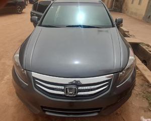 Honda Accord 2010 Sedan EX Gray | Cars for sale in Kaduna State, Kaduna / Kaduna State