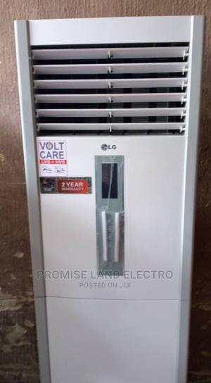 LG 2hp Standing Units Air-Condition   Home Appliances for sale in Lagos State, Ikeja