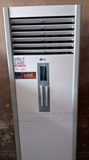 LG 3hp Standing Unit Air-Condition   Home Appliances for sale in Lagos State, Ikeja