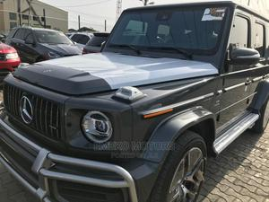 Mercedes-Benz G-Class 2019 G 63 AMG 4MATIC Gray   Cars for sale in Lagos State, Amuwo-Odofin