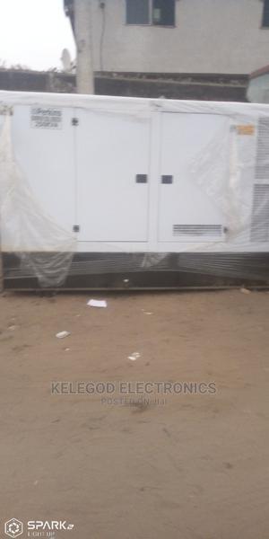 Original Perkins Soundproof Diesel Generator 250kva | Electrical Equipment for sale in Lagos State, Lagos Island (Eko)
