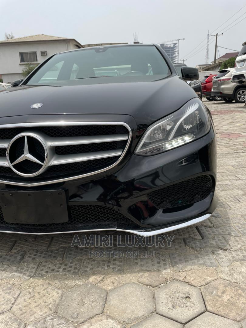 Archive: Mercedes-Benz E350 2016 Black