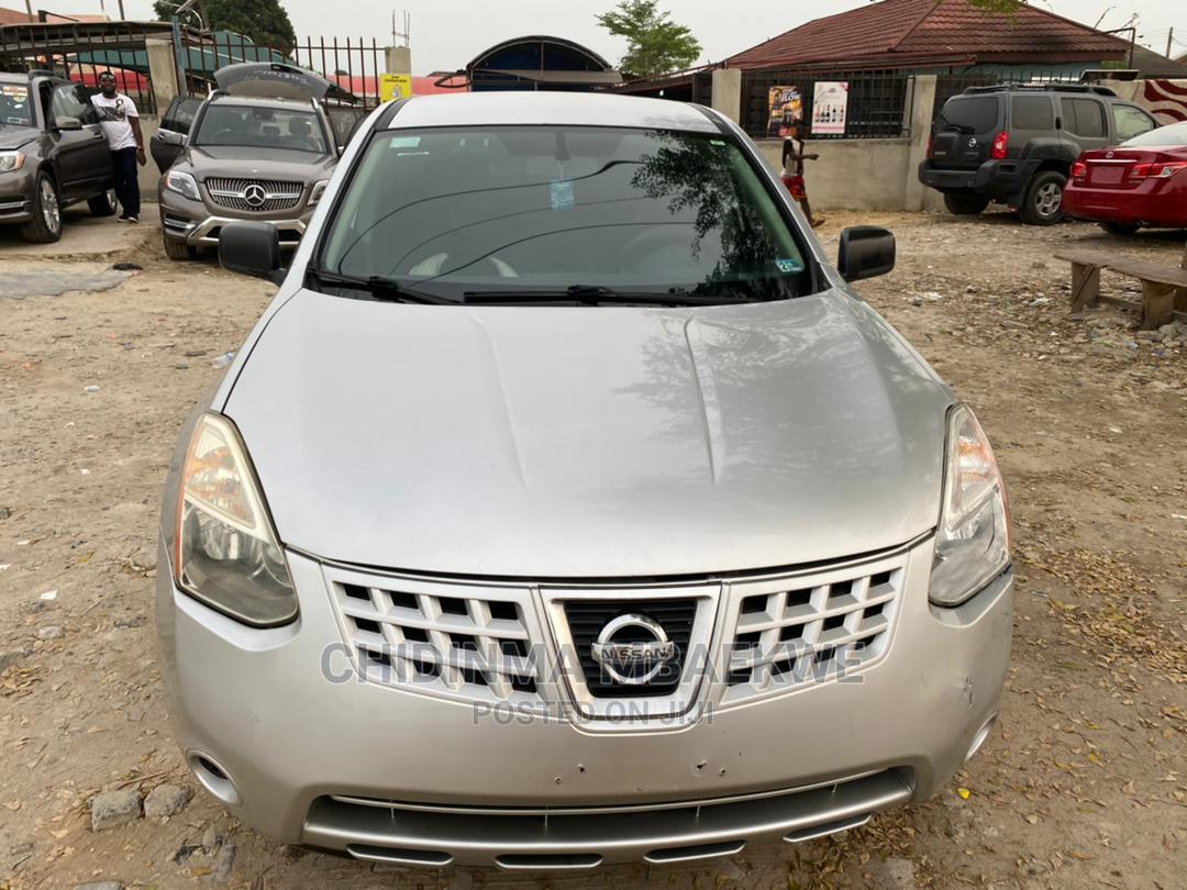 Archive: Nissan Rogue 2009 S AWD Silver