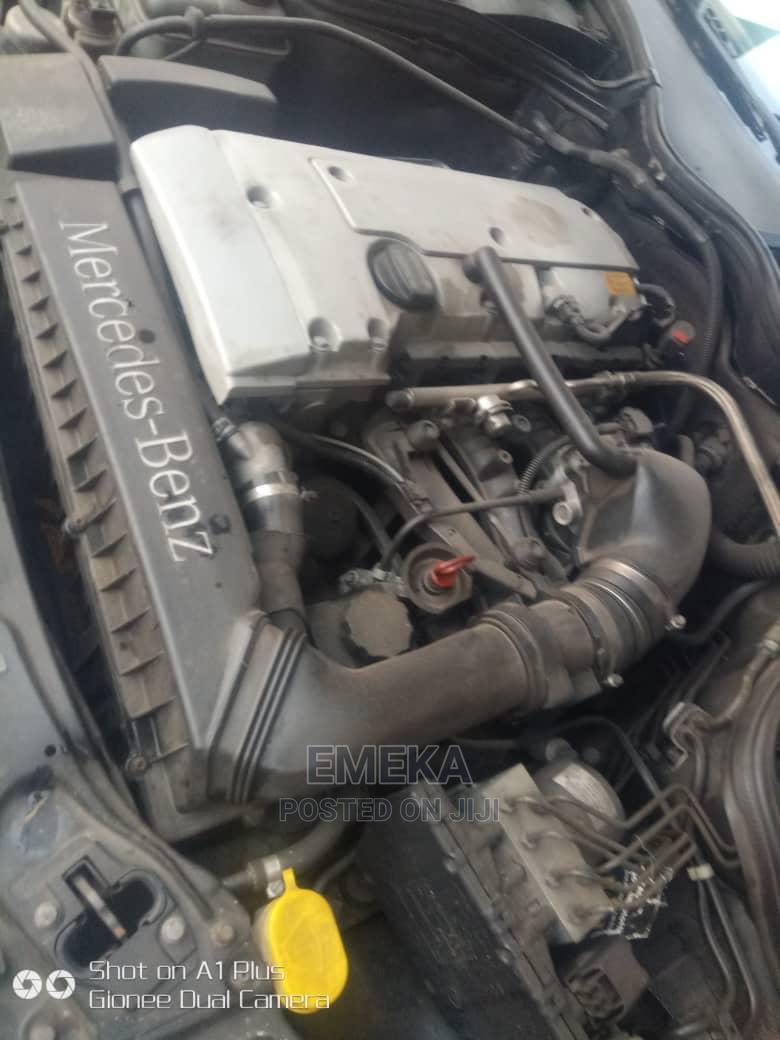Archive: Mercedes-Benz C180 2008 Black