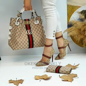 Quality Tyrkey Shoes and Bag Avaliable   Bags for sale in Lagos State, Isolo