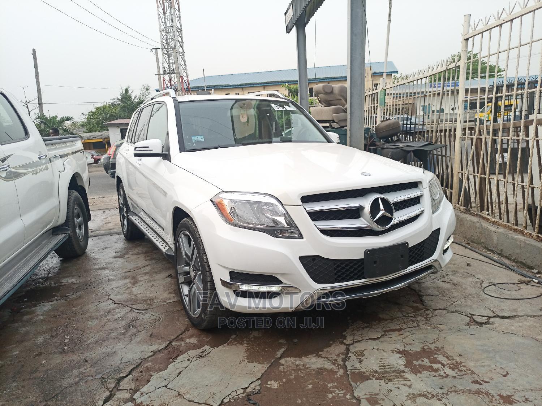 Mercedes-Benz GLK-Class 2013 350 4MATIC White | Cars for sale in Ikeja, Lagos State, Nigeria