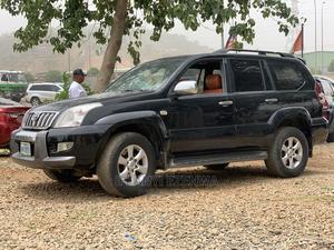 Toyota Land Cruiser Prado 2007 Black   Cars for sale in Abuja (FCT) State, Gwarinpa
