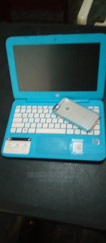 Laptop HP Stream 11 4GB Intel Celeron SSD 32GB