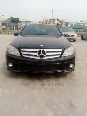 Mercedes-Benz C300 2010 Black | Cars for sale in Lagos State, Ikoyi