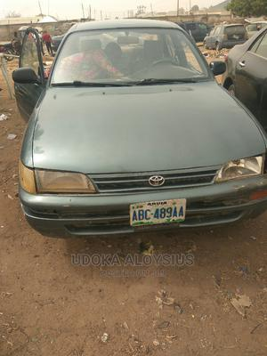Toyota Corolla 1998 Gray   Cars for sale in Abuja (FCT) State, Lugbe District