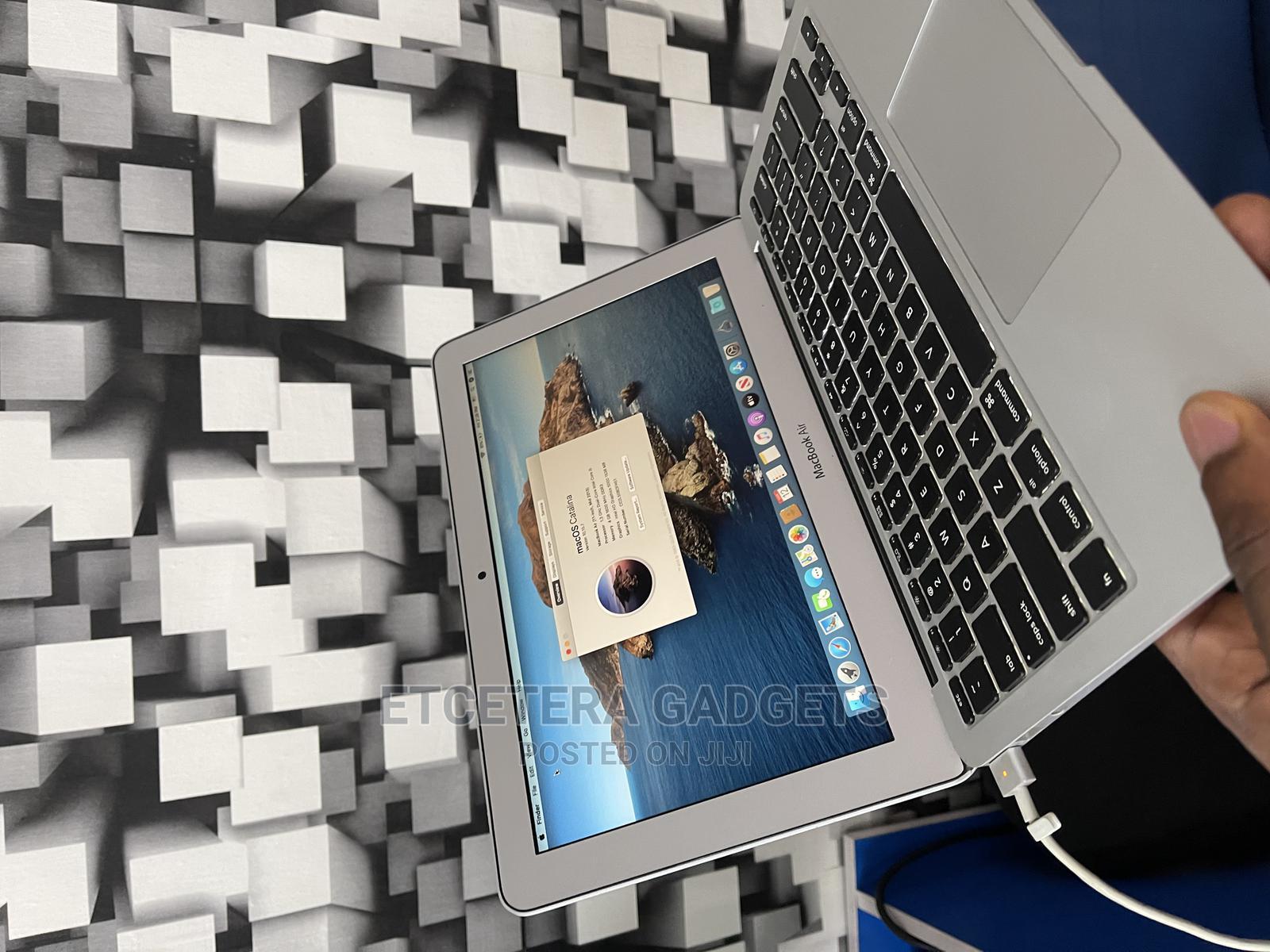 Laptop Apple MacBook Air 2013 8GB Intel Core I7 SSD 512GB | Laptops & Computers for sale in Ikeja, Lagos State, Nigeria