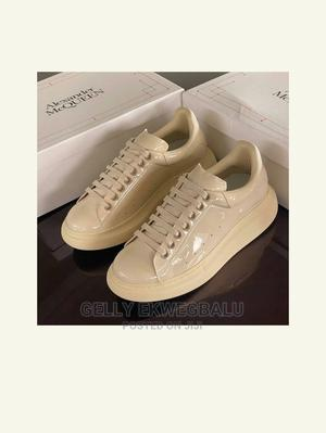 Brown Alexander McQueen's | Shoes for sale in Lagos State, Apapa
