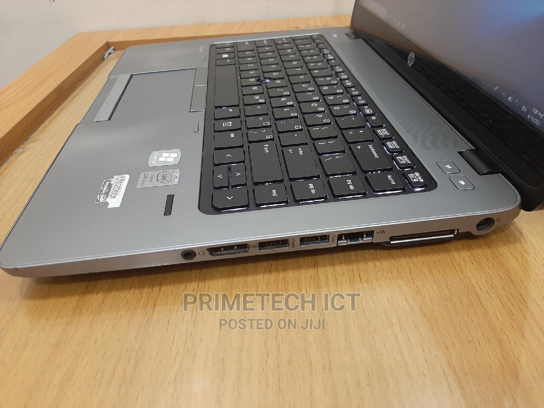 Laptop HP EliteBook 840 G1 4GB Intel Core I7 HDD 500GB | Laptops & Computers for sale in Ikeja, Lagos State, Nigeria