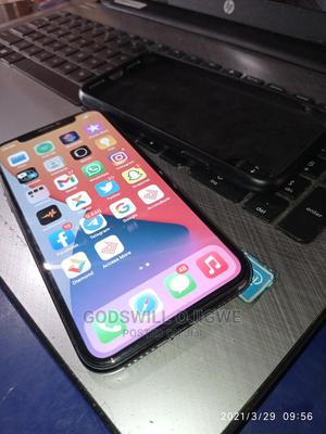 Apple iPhone X 64 GB Black   Mobile Phones for sale in Imo State, Owerri