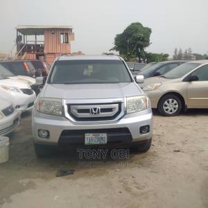 Honda Pilot 2009 Silver | Cars for sale in Lagos State, Amuwo-Odofin