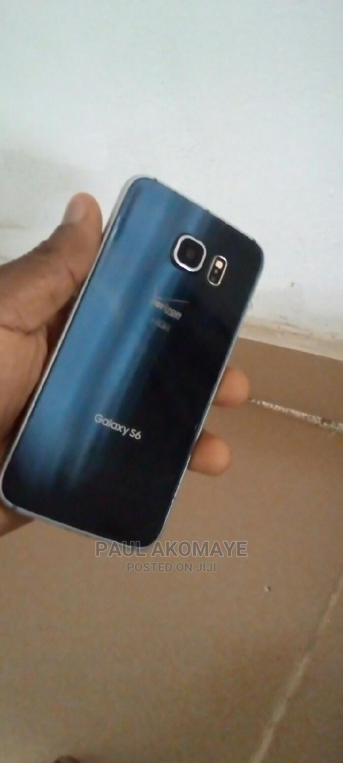 Samsung Galaxy S6 32 GB Blue   Mobile Phones for sale in Ajah, Lagos State, Nigeria