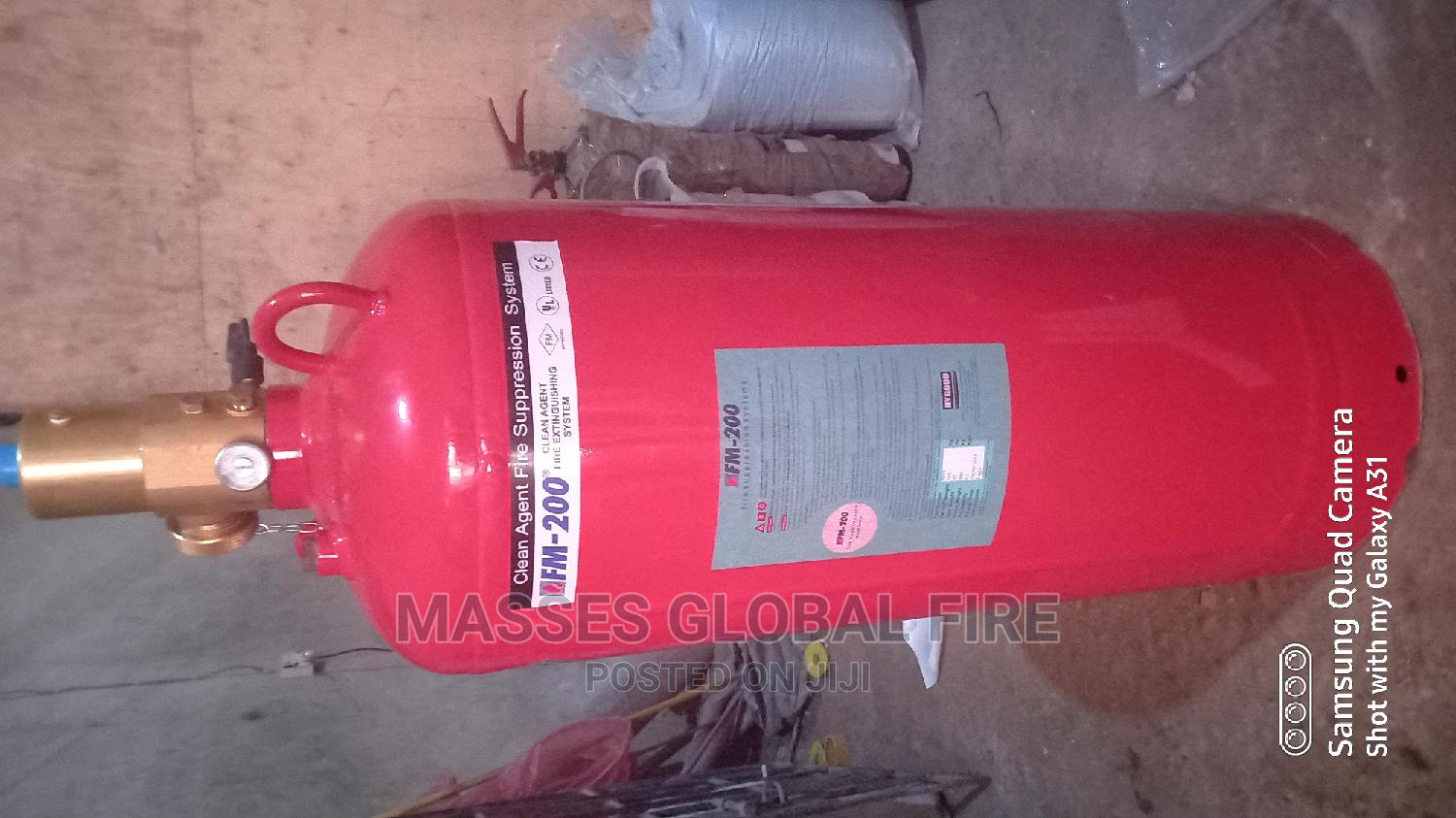 Fm200 Sale and Refilling   Safetywear & Equipment for sale in Apapa, Lagos State, Nigeria