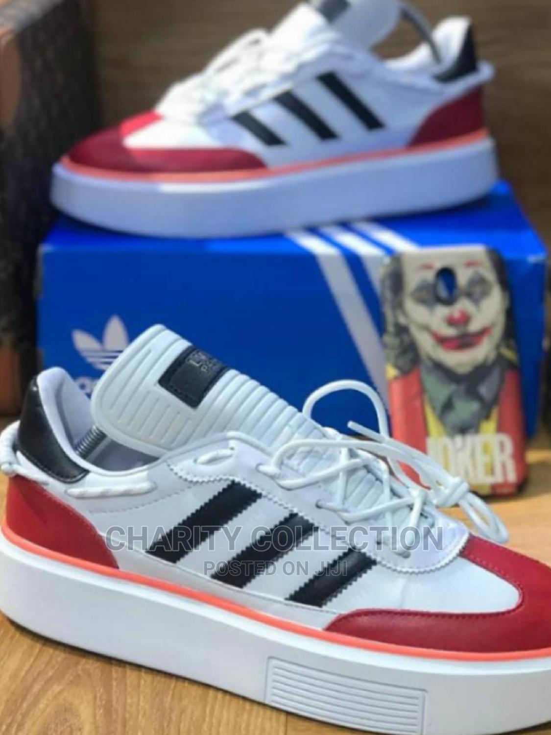 Men's Adidas Fashion Canvas Shoe   Shoes for sale in Mushin, Lagos State, Nigeria